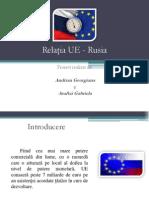 Relaţia UE - Rusia