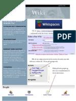 Oppretting Wiki