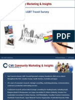 Community Marketing, Inc.'s 18th Annual LGBT Travel Survey (2013)