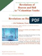 English Heaven 7 Columbian Youths