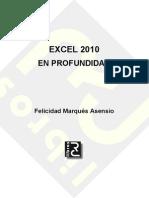 Índice Excel 2010