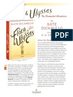 Flora & Ulysses Discussion Guide