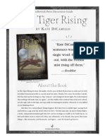 Tiger Rising Discussion Guide