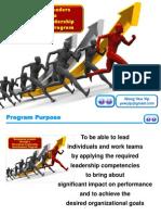 Structured Leadership Development Program