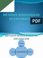 Metodos Semiologicos de Exploracion