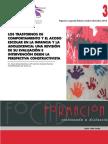 Trastornos de conducta y acoso escolar desde una perspectiva constructivista