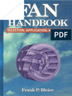 Fan Handbook, Selection, Application and Design, Bleier
