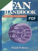 Fan Handbook, Selection, Application and Design, Bleier