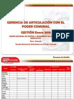 Informe de Gestion 201301 Equipo Formacion Politica[1].ppt
