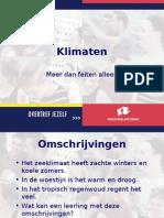 Klimaten
