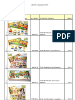 Wooden Products Catalog V
