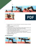 Pilates Ejercicio 1