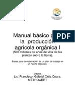 Manual de Produccion de Agricultura Organica
