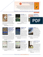 LibraryReads January 2014 List