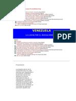 VENEZUELA La Lucha Por El Socialismo Hoy