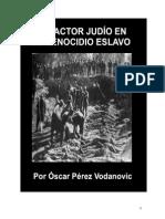 EL FACTOR JUDÍO EN EL GENOCIDIO ESLAVO