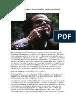 Diálogo Jean-Luc Godard y Serge Daney