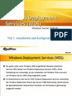 Windows Deployment Services Teil1