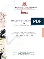 351-21 Traditional Textile & Embroideries