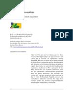 DE LO FÁCIL A LO DIFÍCIL