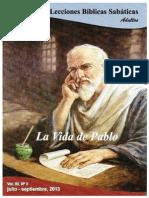 Leccion 3º trim 2013 Español-Normal