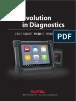 Autel MaxiSYS Diagnostic Tool Brochure EN