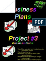 12. Business Plan