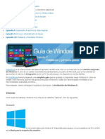 Guia Rapida de Windows 8