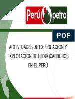 Historia del petróleo en Perú
