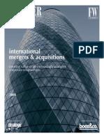 International M&a - Financier World