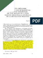 1Losada - El abate Grégoire