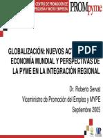 Globalizacin Nuevos Actores de La Economa Mundial y Perspectivas de La Pyme en La Integracin Regional 21058 (1)