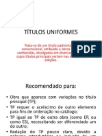 5 Aula_titulos Uniformes
