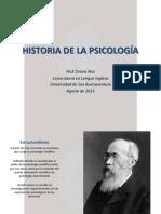 1 Historia Psicologia