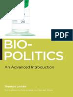 Bio Politics