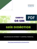 Guia Didactica Seguridad Internet Control Parental