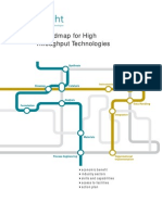 A Roadmap for High Throughput Technologies