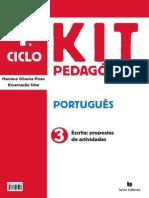 Kit Novos Programas. Escrita-Actividades[1]