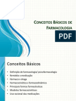 Conceitos Básicos de farmacologia
