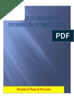 Anexo 7 Revisión Inf Proveedor