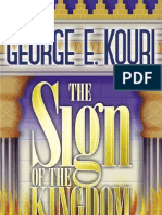 The Sign of the Kingdom, George E Kouri. Chapter 1