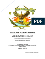 Articulo Sociologia Del Consumo_maricela Montero