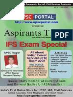 Aspirants Times Magazine Vol.3 - JUNE 2009