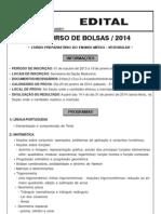 Curso de Vestibular Completo 2014