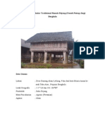 45721207 Arsitektur Vernakular Tradisional Rumah Rejang