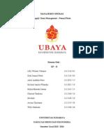 Manajemen Operasi - Supply Chain Management - 1st