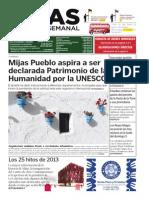 Mijas Semanal nº564 Del 3 al 9 de enero de 2014