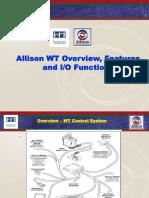 Allison Features & Basic Concept