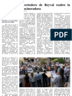 Reportatge sobre la incineradora de L'Alcora