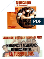 AFICHES TUBERCULOSIS 2011.ppt
